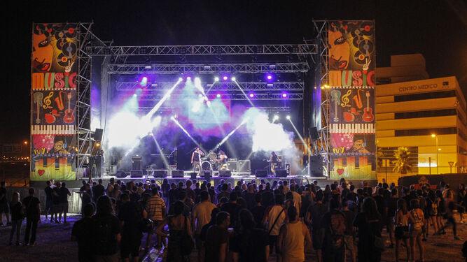 La Granada de Plata será para el Festival de Rock del Zaidín.