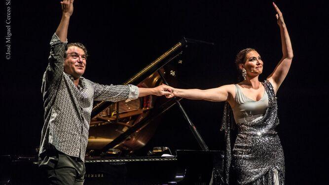 Marina HerediaLa voz junto al piano