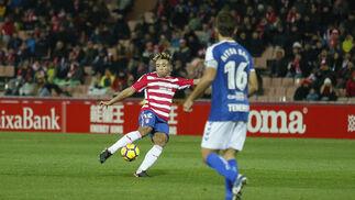 El Granada CF-Tenerife, en imágenes