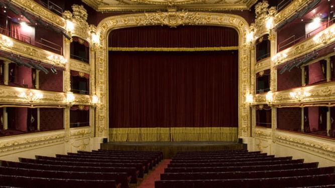 1. La compañía de teatro que lo adquirió quiso demolerlo manteniendo el arco de entrada.  2. Hubo una gran polémica, pues se acababa de demoler el Arco de las Orejas. 3 y 4. La intención de los propietarios era hacer un teatro-cine parecido al Victoria Eugenia de San Sebastián o al Reina Victoria de Madrid.