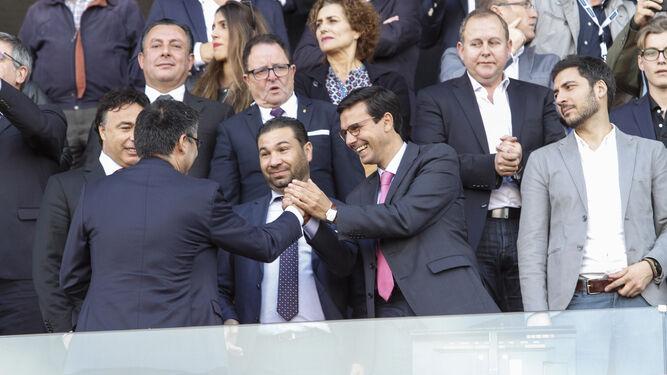 """La UDEF rastrea más de 7 millones """"opacos"""" en la compra del Granada CF"""