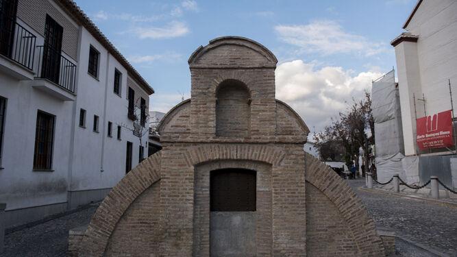 Los aljibes históricos del Albaicín, a golpe de click