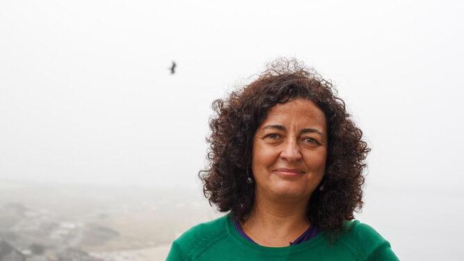 La autora principal del trabajo, la profesora de Ecología Isabel Reche.