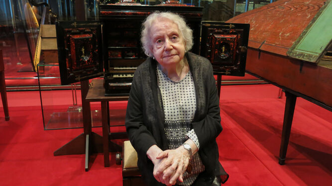 La madre de la organista catalana fue la discípula de Enrique Granados.