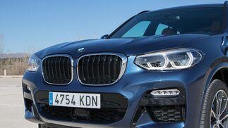 Galería de Fotos de la prueba del BMW X3 xDrive 20d