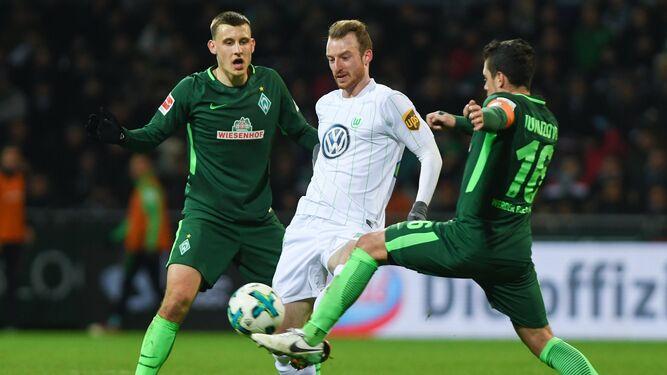 Pesic se estrena a lo grande en BarçaEl Werder Bremen se aleja del descensoEl Inter suma su primer triunfo de 2018
