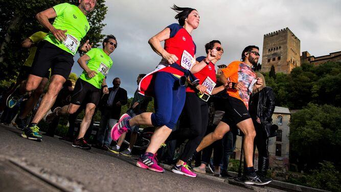 Órgiva e Íllora, unidas por el senderismoAbierta la inscripción para la 'Media'Un duro golpetazo en la carrera por el oro