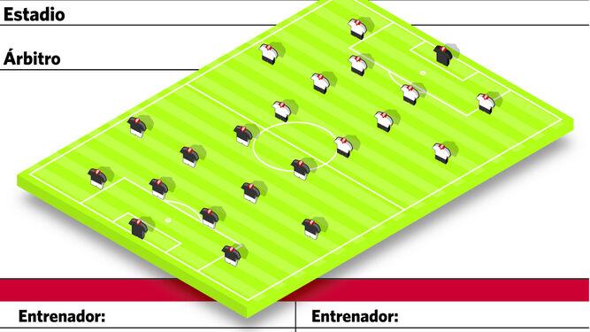 Por segunda semana seguida, el Granada B juega en la Ciudad Deportiva.