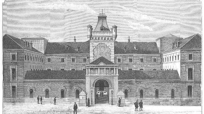 Millán Astray y el preso fugado