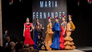 Pasarela Flamenca Jerez 2018 - María Fernández