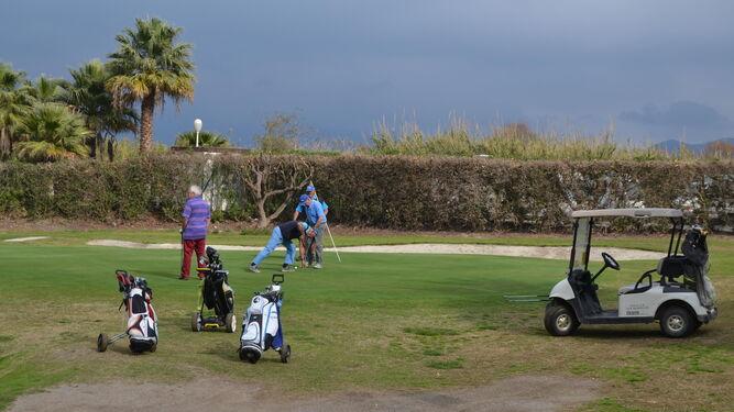 El campo de golf de Motril es el único que existe en el litoral entre El Ejido y Vélez Málaga.