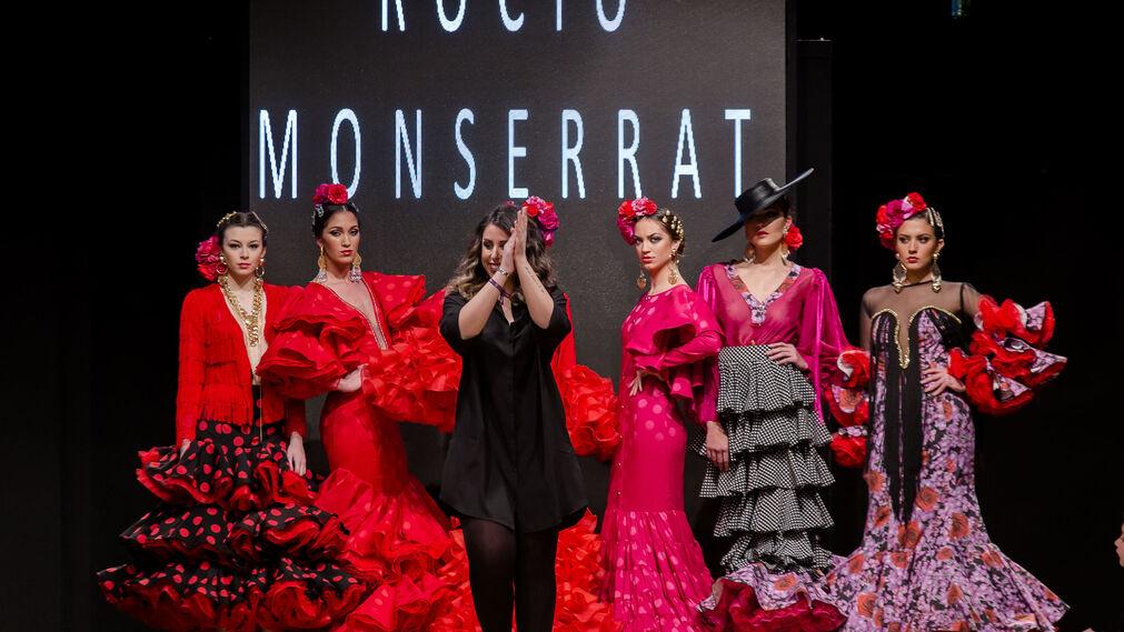 Pasarela Flamenca Jerez 2018- Rocío Monserrat