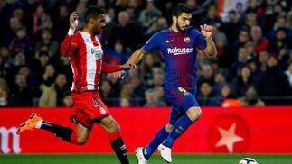 Las imágenes del Barcelona-Girona