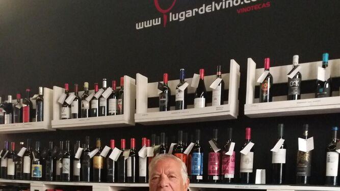 En el Lugar del Vino.