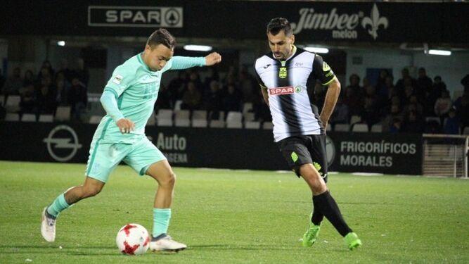 Juancho fue el autor del valioso tanto del empate para el Granada B.