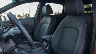 Galería de fotos del Hyundai Kona 1.6 T-GDI 177 CV 4x4 DCT