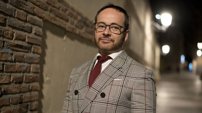 Antonio Praena se ha hecho con el galardón de poesía por 'Historia de un Alma'.