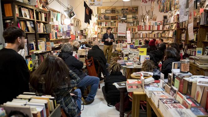 Los poetas toman Granada