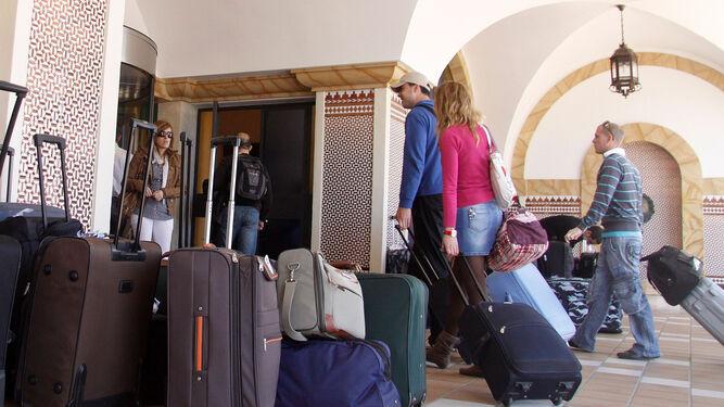 Entre el Miércoles y el Sábado  Santo se espera la mayor afluencia de turistas.