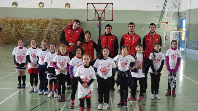Actividad frenética en el Fundación CB Granada