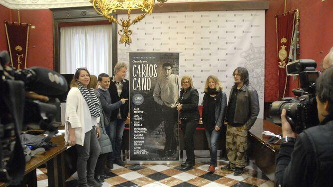 En memoria de Carlos Cano