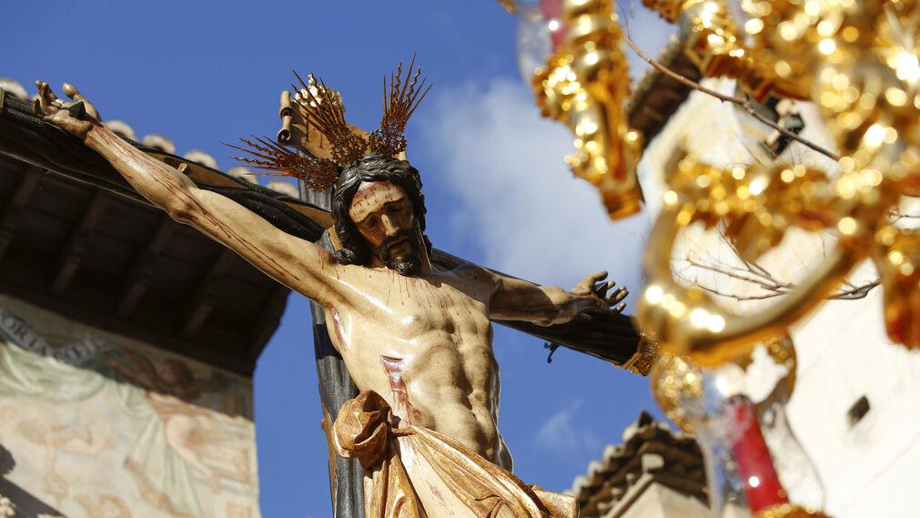 Las imágenes del Cristo de los Favores