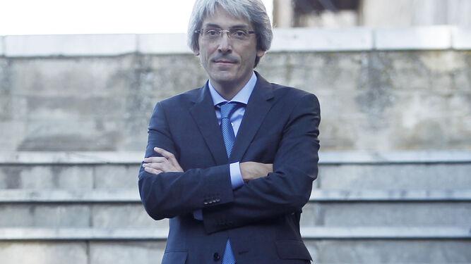Javier Villoria, decano de Ciencias de la Educación de la UGR.
