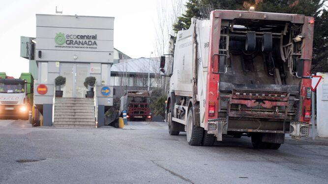 El 16 de enero fue hallada una bebé muerta en la planta de reciclaje Alhendín.