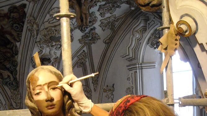 Los restauradores de los museos andaluces exigen mejoras a - Restauradores granada ...