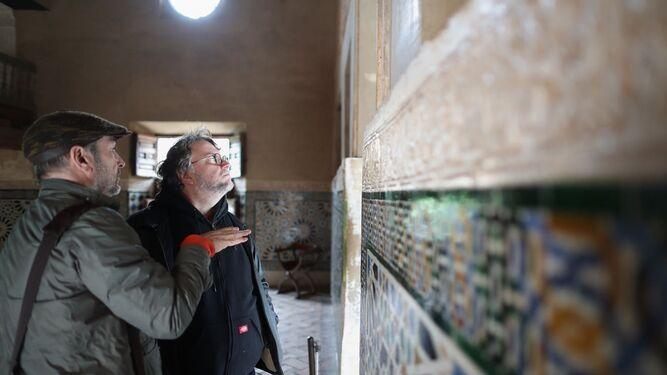 Guillermo del Toro ha quedado fascinado con la historia del lugar.