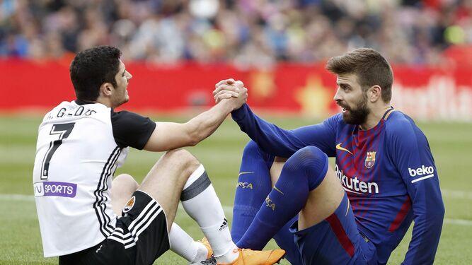 Rahm disfruta del momento en MadridGuedes aún no gana todos los pulsosCampo a través en el Grand National
