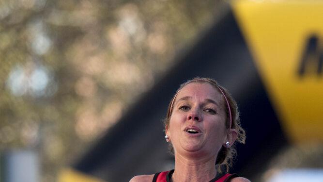 Lourdes González, la ganadora en categoría femenina.