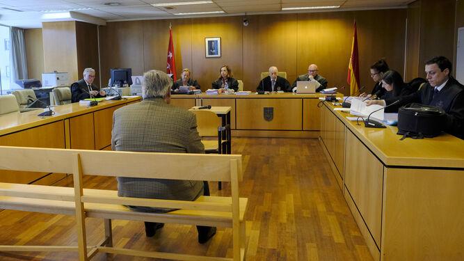 Juan Tomás Martín acepta dos años de cárcel por estafar a la Fundación Lorca