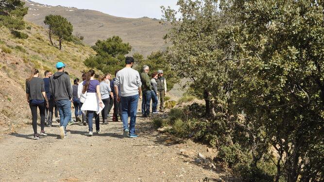 La 'doctora' de los paisajesde Sierra Nevada¿Qué opina de...?