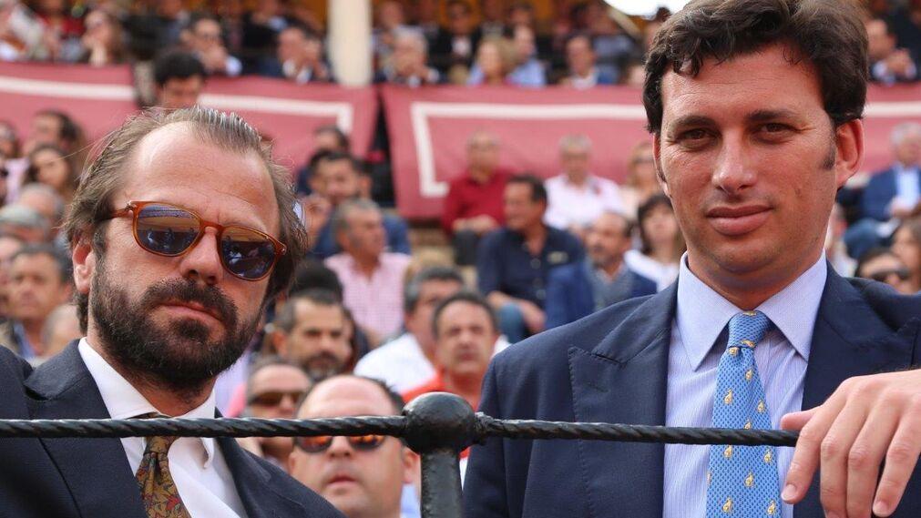 Nacho Moreno de Terry y Rafael Peralta Revuelta