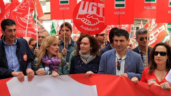 Igualdad de género, pensiones y salarios marcan las protestas