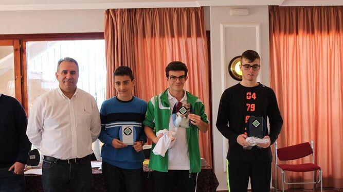 Orantes gana el Andaluz juvenil de ajedrezUna granadina con la selección nacional