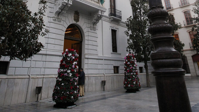 El Ayuntamiento de Granada está en el 'top ten' de los más morosos de España.