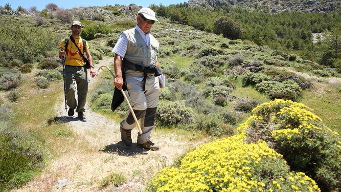 El gran lector y contador de historias de Sierra Nevadamanuel titos martínez