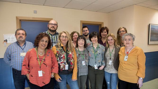 El equipo está compuesto por psicólogos, psiquiatras, enfermeros y trabajadores sociales