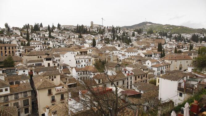 La rentabilidad hotelera en Granada, a la baja según los últimos índices.