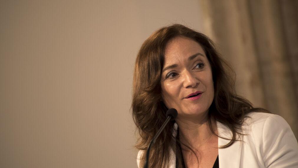 La directora de Granada Hoy, Magdalena Trillo.
