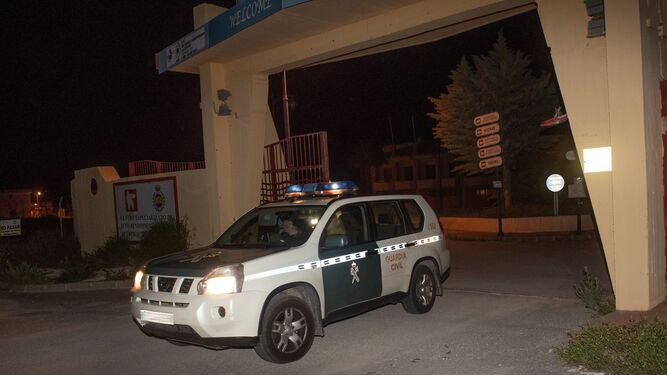 El crimen se produjo poco antes de las 21:00 horas del jueves en el Centro de Alto Rendimiento de Tiro Olímpico de Las Gabias.
