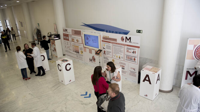 La muestra visita por primera vez Andalucía con la interactividad y el contenido audiovisual como reclamo