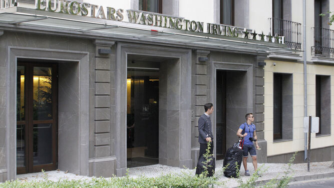 Granada tiene los hoteles de lujo m s baratos de espa a for Hoteles de lujo baratos