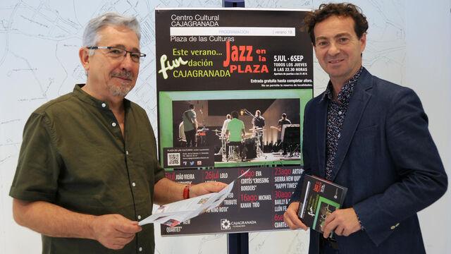 Granada sonar a jazz todos los jueves en verano for Saneamientos granada