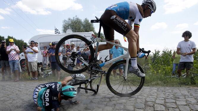 Análisis de la novena etapa del Tour de Francia El miedo al pavés ...