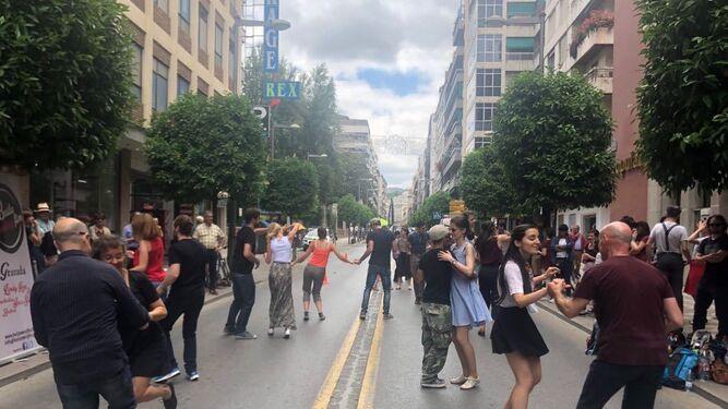 Parking calle recogidas granada