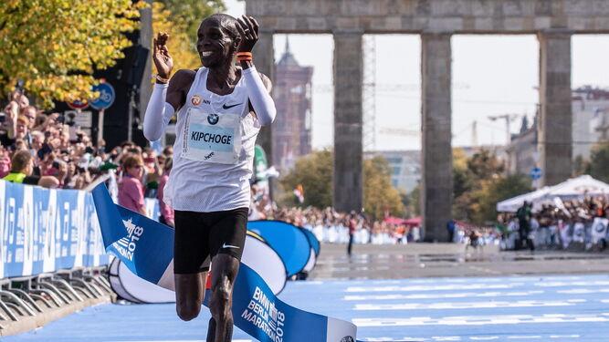 Nuevo récord mundial en el maratón de Berlín