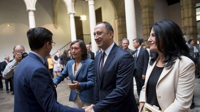 """Del Río advierte que desautorizar a los jueces """"nos acerca"""